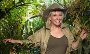 Nadine Dorries enters the Jungle